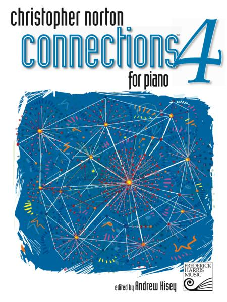 Christopher Norton Connections for Piano: Repertoire 4