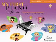 My First Piano Adventure, Lesson Book C with play along/listening CD