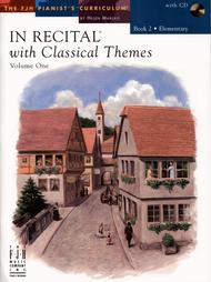 In Recital, with Classical Themes - Book 2