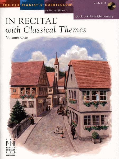 In Recital, with Classical Themes - Book 3
