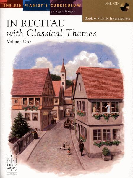 In Recital, with Classical Themes - Book 4