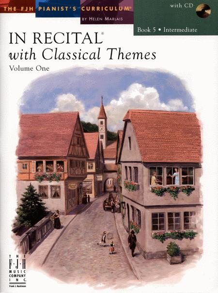 In Recital, with Classical Themes - Book 5