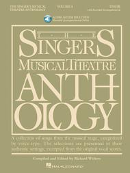 The Singer's Musical Theatre Anthology - Volume 3 - Tenor