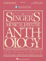 The Singer's Musical Theatre Anthology - Volume 3 - Baritone/Bass