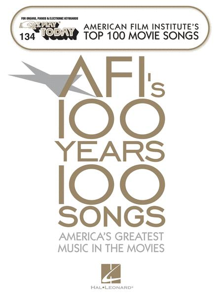 AFI's Top 100 Movie Songs