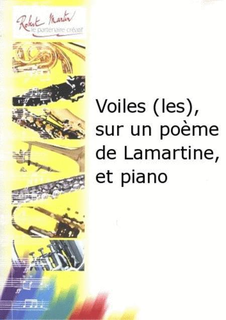 Preview Les Voiles Sur Un Poeme De Lamartine Et Piano Rm