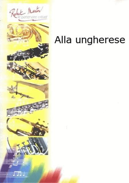 Alla Ungherese