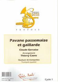 Pavane Passemaize et Gaillarde