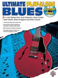 Ultimate Guitar Blues Play-Along (Book and CD)