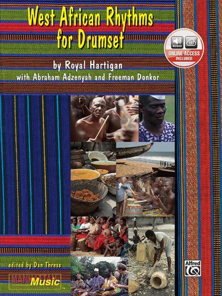 West African Rhythms for Drumset