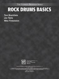 Ultimate Beginner Series: Rock Drums Basics