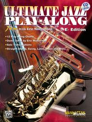 Ultimate Jazz Play-Along - E-flat Edition (Book and CD)