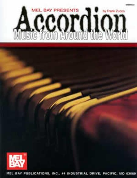 Accordion Music from Around the World