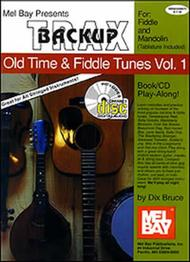 Backup Trax/Old Time & Fiddle Tunes for Fiddle & Mandolin