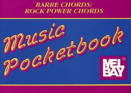 Barre Chords - Rock Power Chords Pocketbook