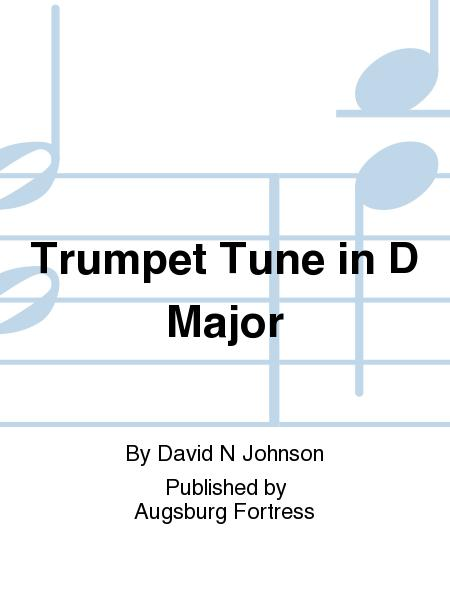 Trumpet Tune in D Major
