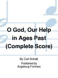 O God, Our Help in Ages Past (Complete Score)