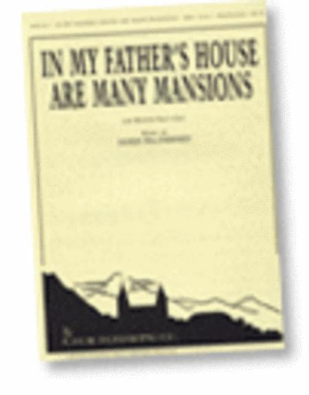 In My Father's House are Many Mansions - Vocal Solo