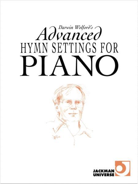 Advanced Hymn Settings for Piano