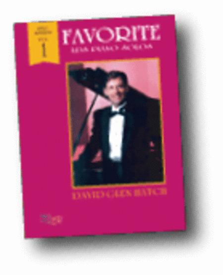 Favorite LDS Piano Solos - Book 1