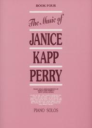 Music of Janice Kapp Perry - Book 4