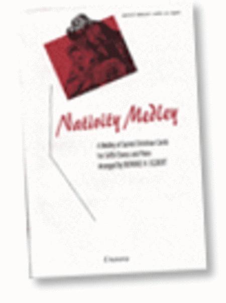Nativity Medley - SATB