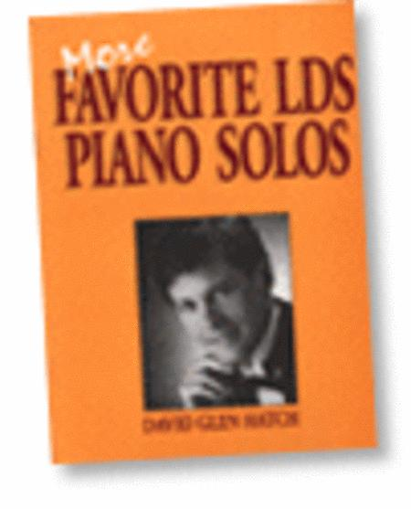 Favorite LDS Piano Solos - Book 2
