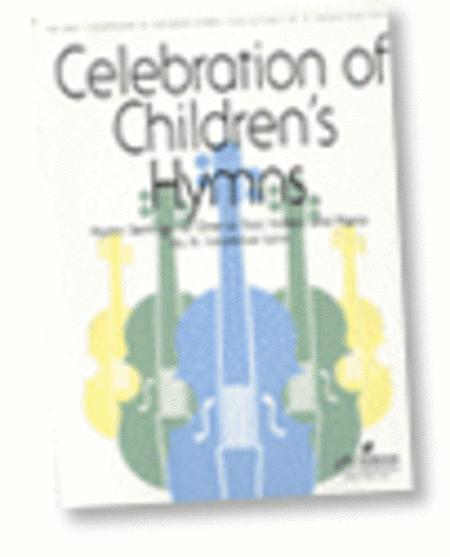 Celebration of Children's Hymns - piano accompaniment