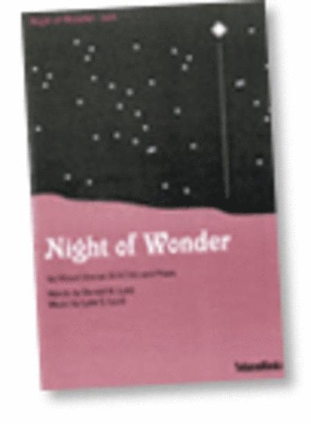 Night of Wonder - SATB