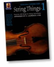 String Things, Book 1 - violin