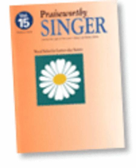 Praiseworthy Singer Vol. 15