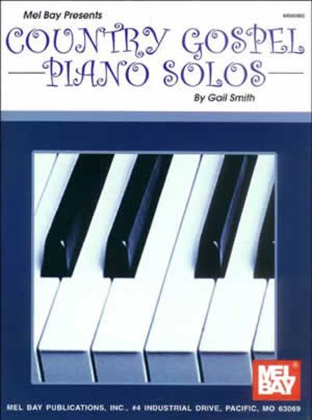 Country Gospel Piano Solos