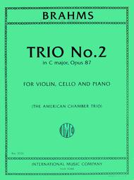Trio No. 2 in C Major, opus 87