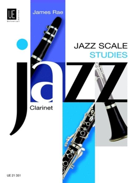 Jazz Scale Studies - Clarinet