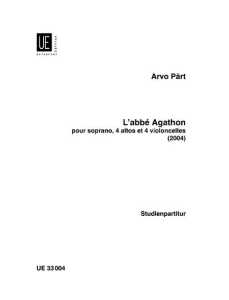 L'Abbe Agathon
