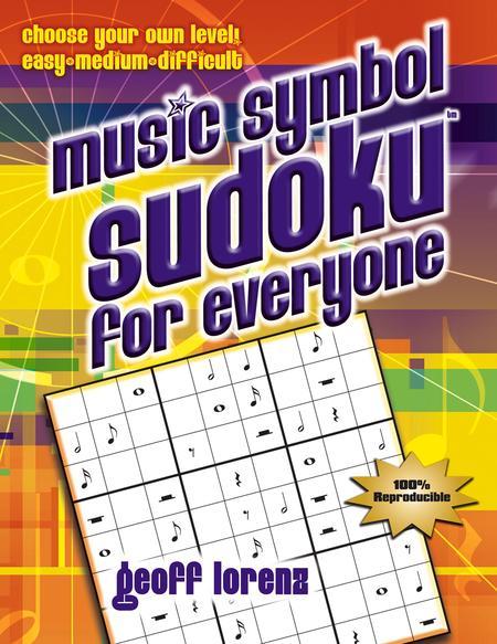 Music Symbol Sudoku for Everyone