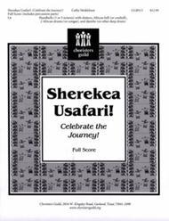 Sherekea Usafari! - Full Score and Percussion Parts
