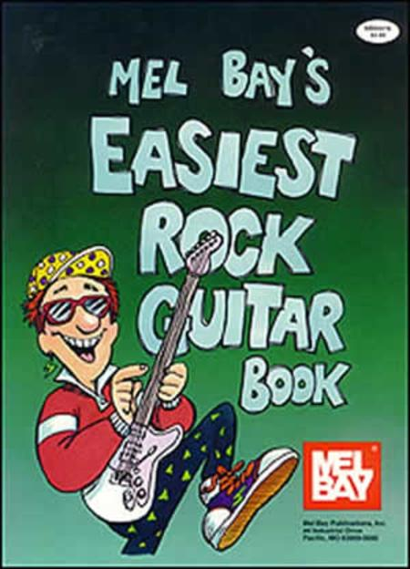 Easiest Rock Guitar Book