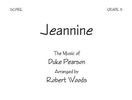 Jeannine - Score