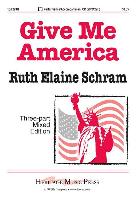 Give Me America