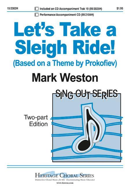 Let's Take a Sleigh Ride!