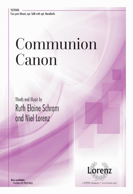 Communion Canon