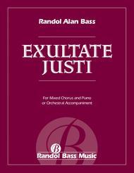 Exultate Justi
