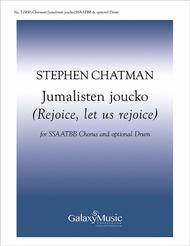 Jumalisten joucko (Rejoice, let us rejoice)