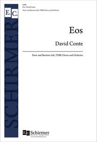 Eos (Choral score)