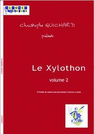 Le Xylothon - Volume  2 (with CD)