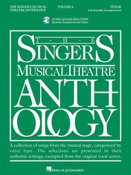 The Singer's Musical Theatre Anthology - Volume 4 - Tenor