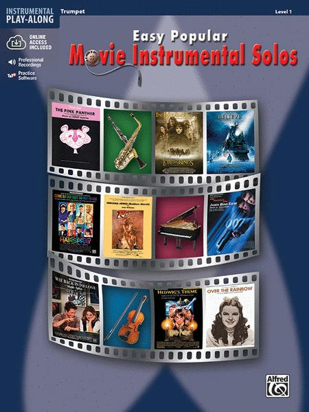 Easy Popular Movie Instrumental Solos