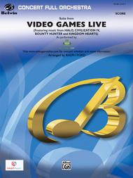 Video Games Live, Suite from