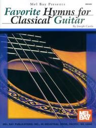 Favorite Hymns for Classical Guitar